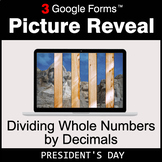 President's Day: Dividing Whole Numbers by Decimals - Goog