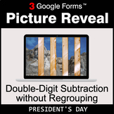 President's Day: Double-Digit Subtraction without Regroupi