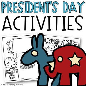 President's Day | Election Day Activities