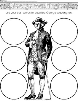 President's Day Election Worksheets and Writing Prompts