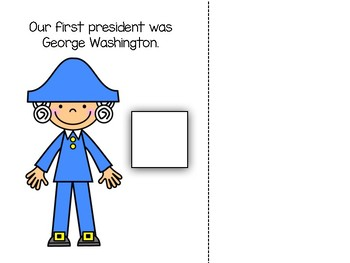 President's Day...Emergent Readers, Word Wall Cards, Worksheets