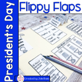 President's Day Activities Interactive Notebook Lapbook