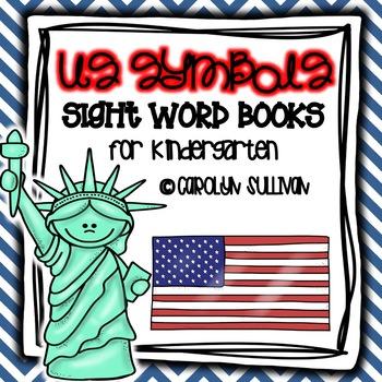 President's Day Foldable Books for Kindergarten (Emergent Readers)