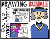 President's Day GEORGE WASHINGTON Drawing Bundle