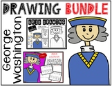 President's Day GEORGE WASHINGTON Drawing Bundle