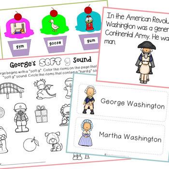 President's Day - George Washington's Birthday Crafts & Activities