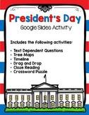 President's Day Google Slides Activity