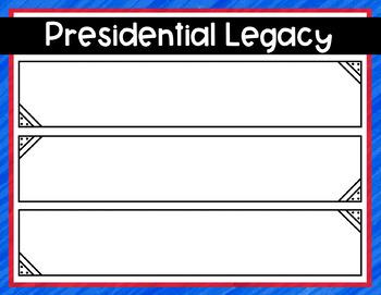 President's Day Google Slides Project