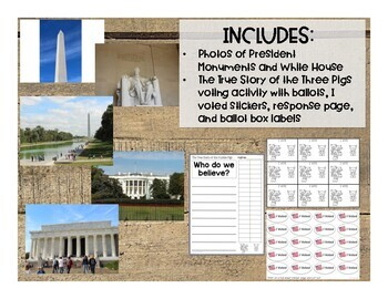 President's Day Lesson Plans and Activities