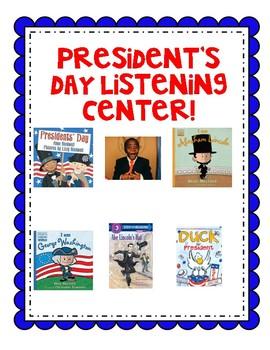 President's Day Listening Center