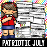 Patriotic July, Classical Music Listening, Presidents Day, USA, Memorial