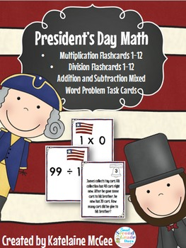 President's Day Math