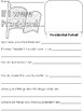 President's Day Memorial Day Writing Prompts and Worksheets Bundle