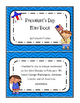 President's Day Mini Book & Writing Activity