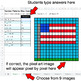 President's Day - Number Patterns: Misc Operations - Google Sheets Pixel Art