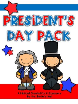 President's Day Pack
