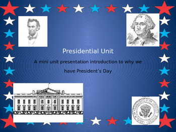President's Day PowerPoint