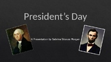 President's Day - PowerPoint Presentation