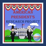 President's Day Project