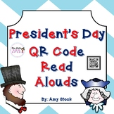 President's Day QR Code Read Alouds