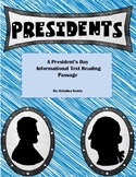 President's Day Reading Comprehension Passage