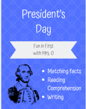 President's Day Reading & Writing