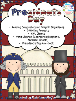President's Day Reading and Writing Activities