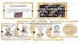 Presidents PPT Presentation (Spanish)