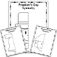 President's Day Symmetry Activity Worksheets