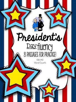 President's Day February Fluency