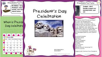 President's Day for Kids