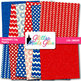 President's Day Paper {Scrapbook Backgrounds for Classroom Resources} 2