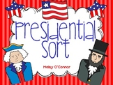 Presidental Sort Freebie