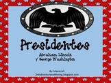Presidentes Washington y Lincoln- Mini Unit