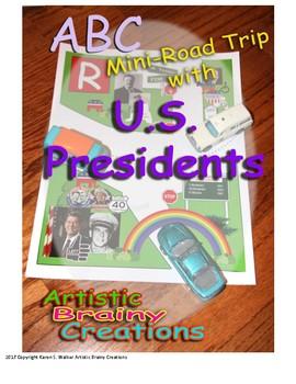 Presidential ABC Mini-Road Trip