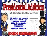 Presidential Addition (2-digit w/o regrouping)-A Digital Math Center