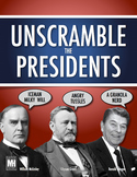 Presidents Unscramble