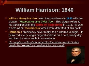 Presidential Assassinations - Tecumseh's Curse & US Presidents