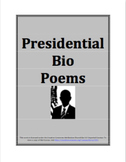 Presidential Bio Poem Project