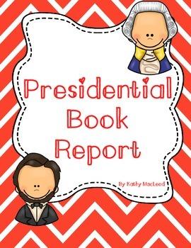 Presidential Book Report