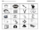Presidential CVC picture/word Puzzle