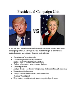 Presidential Campaign Unit