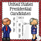 United States Presidential Candidates Research Project for