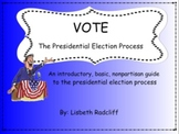 Presidential Election 2012 - SMARTboard lesson -  an intro to the process