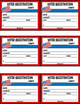 PRESIDENTIAL ELECTION 2016 - Election Activities and Online Voting Ballot