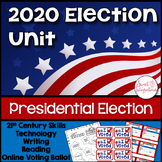 ELECTION DAY AND VOTING PROCESS - Election Activities and Online Voting Ballot