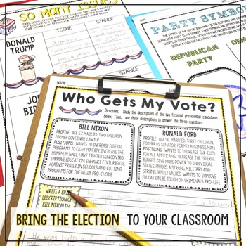 The Presidential Election - An Elections and Voting Resource