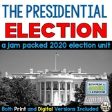 2020 Presidential Election | 2020 Election and Voting Unit Print AND Digital