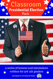 Presidential Election 2016 - Simulations, Powerpoints, and More!
