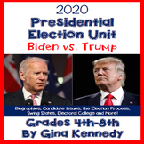 2020 Election, Presidential Unit: Biden and Trump, Biographies and More!